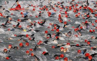 Swim-chaos